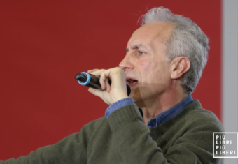 #piulibri19 | Marco Travaglio. Tav: un'opera che conviene solo a pochi.